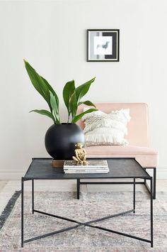 Elegant Living Room, Coffe Table, Shelving, Hygge, Living Spaces, New Homes, Lounge, Interior Design, Industrielt Design