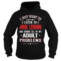 I Love Love JOHN LENNON T shirts