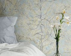 Papel de parede vinílico Van Gogh tree