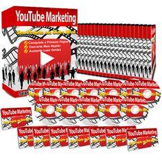 YouTube Audiência Infinita Aprenda Tirar Vantagem da 2a. Maior Ferramenta de Buscas do Mundo! Treinamento de Youtube Marketing 100% Focado em TRÁFEGO ORGÂNICO.