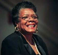 Author Maya Angelou - one very special lady died Wednesday, May 29, 2014 at age 86.  The cage doors are open Maya. Fly straight to heaven...We will miss you.