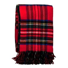I pinned this Scotland Throw from the T. Lockman event at Joss and Main!
