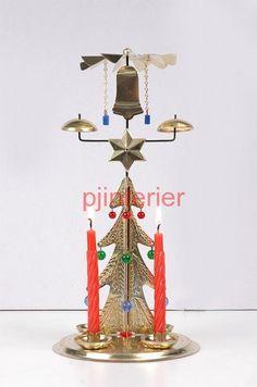 Anjelské zvonenie Xmas Tree Decorations, Candle Holders, Candles, Traditional, Christmas Ornaments, Retro, Holiday Decor, Home Decor, Closets