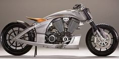 "The ""design team felt the name CORE perfectly reflects the essence of this concept motorcycle. It is, in fact, the raw 'core' or center of a motorcycle. There is no traditional bodywork; the motorcycle is effectively turned inside-out with its architecture completely exposed. It also accentuates the innovative frame design and the process that is used to make the cast aluminum frame: the molten aluminum is poured into a sand core, which is removed when the casting process is complete."""