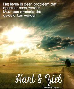 #quote #citaat #leven #probleem #mysterie