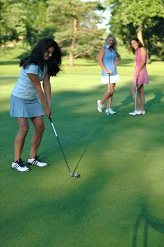#golf, Fun on the course