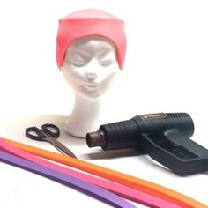 Basis for foam wig