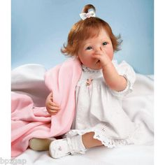 Ashton Drake Huti Picture Perfect Baby So Truly Real Waltraud Hanl Doll | eBay
