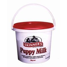 Skinners Puppy Milk 5kg Skinner s Puppy Milk is made from wholesome cow s milk with some of the hard-to-digest fat removed then supplemented with all the vitamins, minerals and trace elements needed for healthy growth.