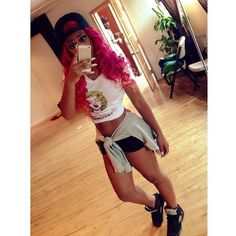 Bahja Rodriguez found on Polyvore