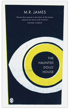 The Haunted Dolls' House. Design by Coralie Bickford-Smith