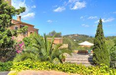 Mallorca Finca mit herrlichem Blick in Es CarritxoLiving Scout – die schönsten Immobilien auf Mallorca