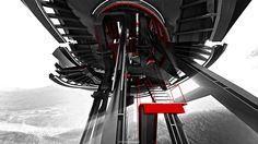 Wutai Mountain Viewing Tower VII by Yaohua Wang Architecture