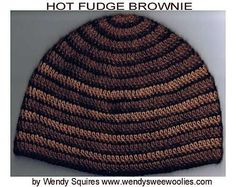 Looking for your next project? You're going to love Hot Fudge Brownie by designer weewoolies. - via @Craftsy