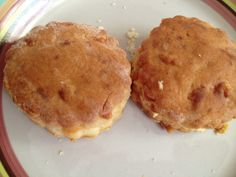 Cheese scones baked today
