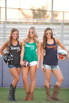 CCB It's Game Day Y'all Tanks from Closet Candy Boutique. Use promo code repbrandi for 10% off plus free shipping on every order!