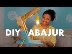 ABAJUR DE MADEIRA ARTICULADO | DIY - YouTube