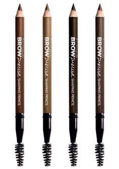 Maybelline brow precise shaping pencil - another great brow pencil & comes in an auburn shade :)