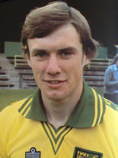 #FromTheVault Richard Symonds - Norwich City - Full Back 1978-83 Made 59 League Appearances #ncfc