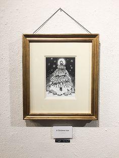eto's illustrations - 39! 展 吉祥寺にじ画廊にて Art, Art Works