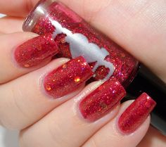 Dipped in Lacquer - Rainbow Honey Tiny Ruby