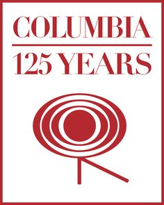 Columbia Records 125th Anniversary Logo #Columbia125