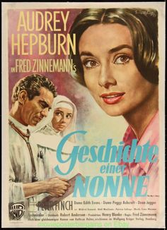 Audrey Hepburn Movie Posters at EverythingAudrey.com