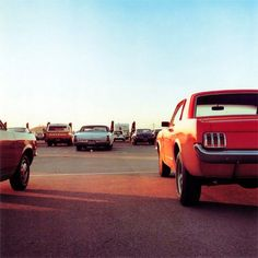 Eggleston, Car Lot Look for car park at supermarket?