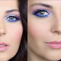 Rosa - azul