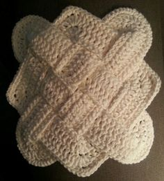 Sailors knot trivet