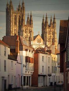 O que fazer em Canterbury - cidade