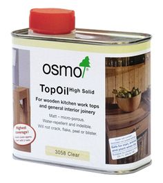 Osmo Top Oil: Remodelista