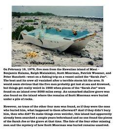 Scary story mystery