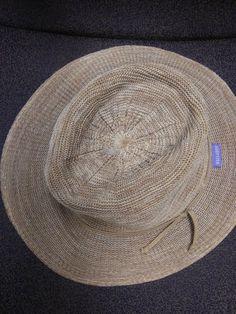 a789f47ec3d Wallaroo Hat Company Women s Victoria Fedora 100% Poly-straw Beach hat  summer  fashion