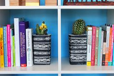 Use Lace and Concrete to Make Bookends, Planters, and Votives via Brit   Co
