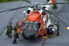 1/48 Italeri/Cobra Company HH-60J Jayhawk by Rene Loben