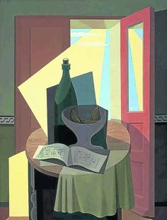 40 Excellent Examples Of Cubism Art Works Georges Braque, Painting Still Life, Still Life Art, Pablo Picasso, Arte Latina, Latino Artists, Cubism Art, Emilio, Art Plastique