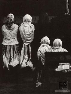 Slovakia - Martin Martinček: V kostole - 1975 The Shining, Folklore, Catholic, Nostalgia, Religion, Museum, Black And White, Photography, Painting