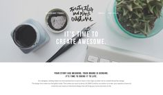 Welcome to 23&9 Creative branding studio for small businesses. It's time to create awesome!