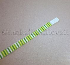 Sippy Cup Leash | Make It and Love It