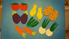Fun with Friends at Storytime: Veggies in the Garden