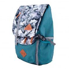 Rucsac Fashion Flori Backpacks, Bags, Fashion, Handbags, Moda, Fashion Styles, Backpack, Fashion Illustrations, Backpacker