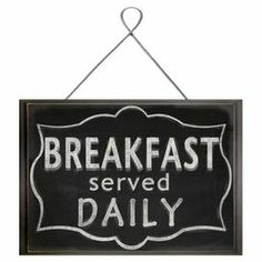 """Ready-to-hang wall plaque with a blackboard-inspired design. Product: Wall decorConstruction Material: MDF and paperColor: Black and whiteFeatures: Ready to hangDimensions: 10"""" H x 14"""" W x .75"""" DCleaning and Care: Wipe with dry cloth"""