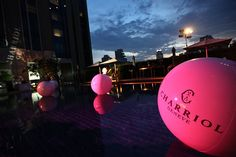 October Thailand – For a second year in a row, CHARRIOL hosted another glamorous party to highlight the launch of its latest watches from its iconic St-Tropez collection. Charriol, Latest Watches, Bangkok Thailand, The Row, October, Parties, Fun, Fiestas, Party