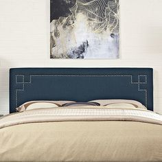 You'll love the Josie Upholstered Panel Headboard at Wayfair - Great Deals on all Furniture  products with Free Shipping on most stuff, even the big stuff.