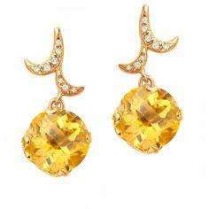 Earrings by Fei Liu