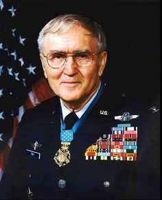 "Retired Col. George ""Bud"" Day has died #RIP"