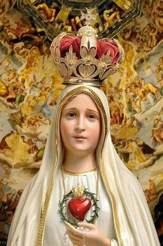 The Immaculate alone has from God the promise of victory over Satan. She seeks souls that will consecrate themselves entirely to her, that will become in her hands forceful instruments for the defeat of Satan and the spread of God's kingdom.