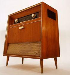 eBay watch: 1950s midcentury Grundig radiogram