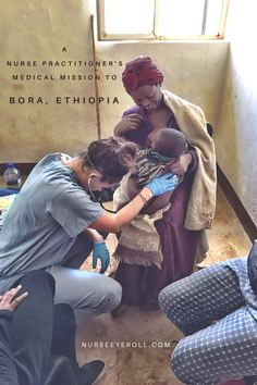 Check out my latest post, interviewing a nurse practitioner who went to Ethiopia on a medical mission to serve the people of Bora.